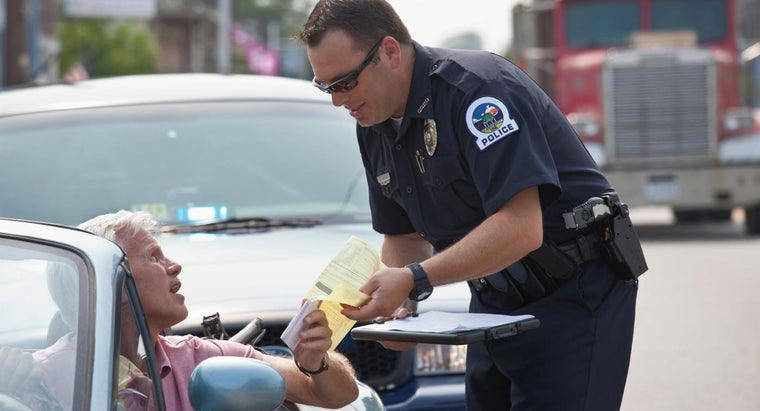 How Do You Check Your Driving Record for Outstanding Tickets?