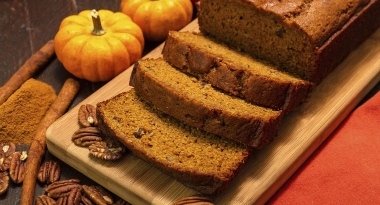How Do You Make Pumpkin Bread in a Bread Machine?
