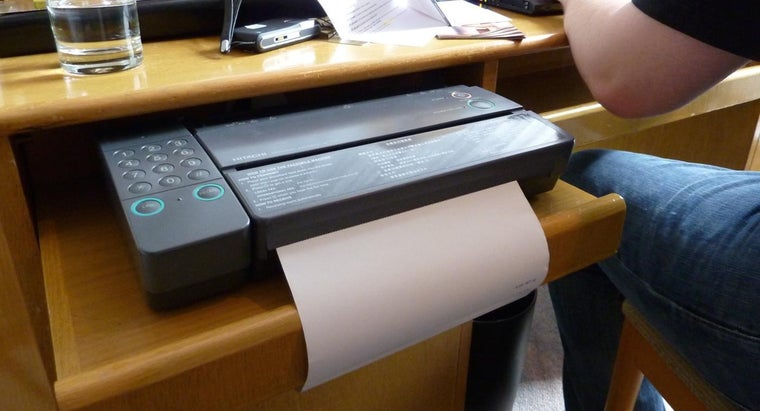 What Is a Fax Cover Sheet?