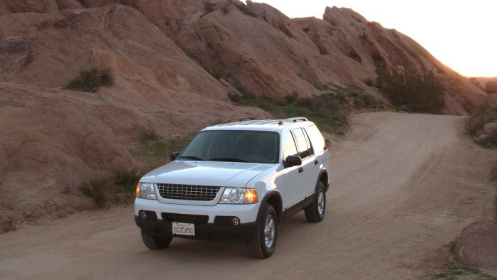 How Do You Find Specifications for Ford Explorer SUVs?