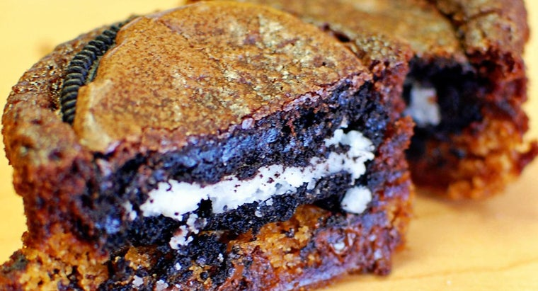What Is an Oreo Brownie Recipe?