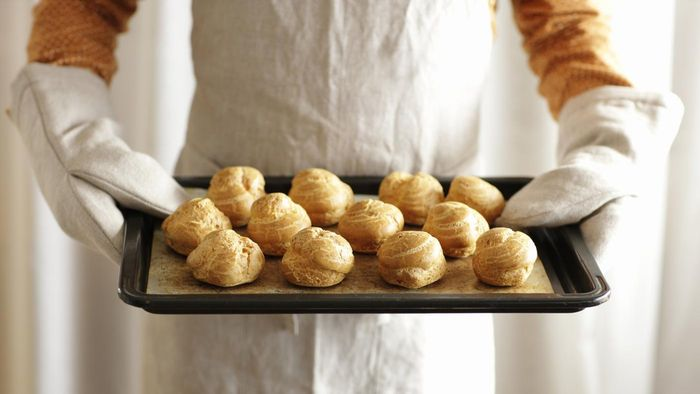 What are some good recipes for cream puffs?