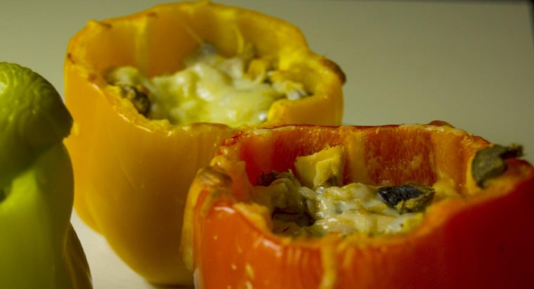 What Is the Best Stuffing for Stuffed Peppers?