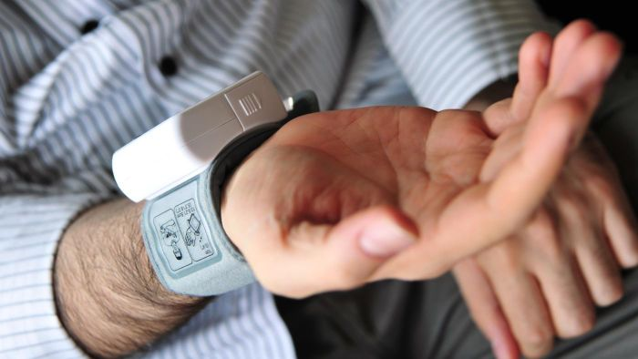 What Are Some Causes of High Blood Pressure in Men?