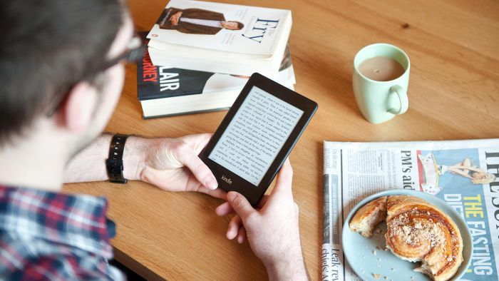 Why should you register your Kindle?