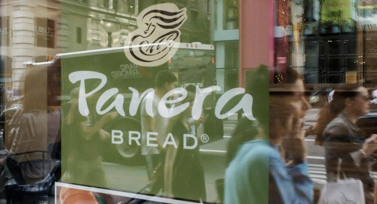 Can You Find Panera Bread Menu Prices Online?