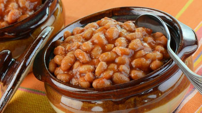 What Is a Simple Recipe for Baked Beans?