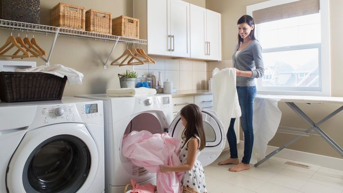 What Are Some Good Laundry Room Storage Ideas?