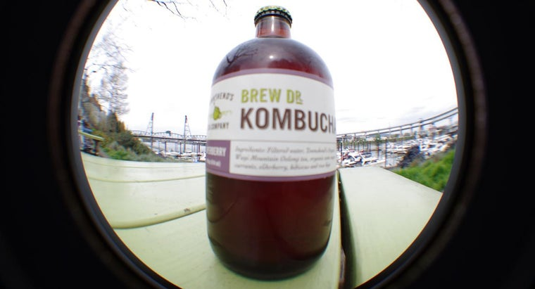 What Are the Dangerous Side Effects of Drinking Kombucha Tea?