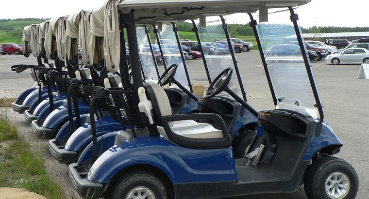 Where Can You Buy Used Electric Golf Carts?