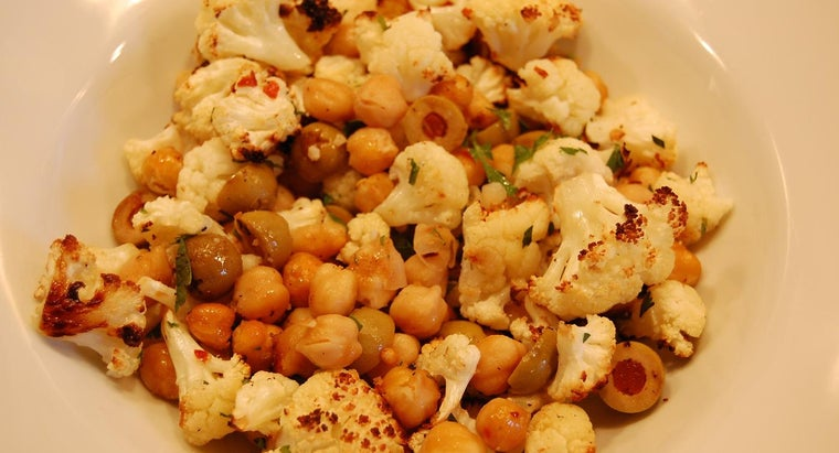 What Seasonings Work Well With Roasted Cauliflower?