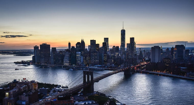 What Are Some Different Zip Codes in Manhattan?
