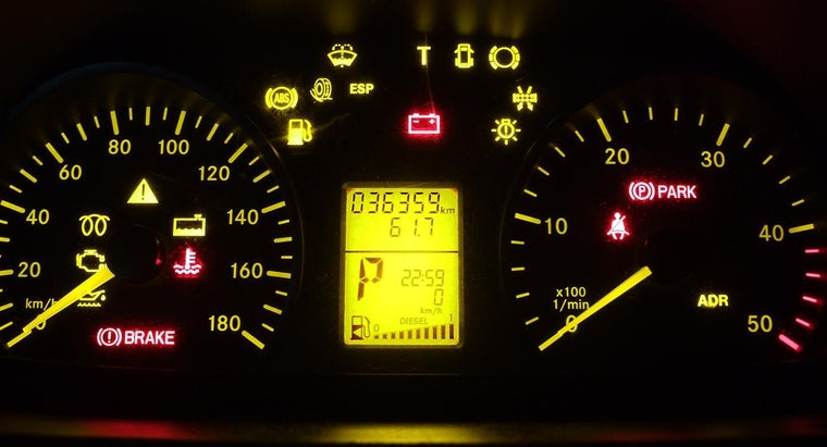 How Do You Look up Engine Service Light Codes?