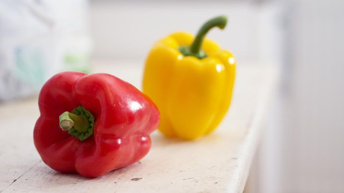How Do You Freeze Fresh Bell Peppers?