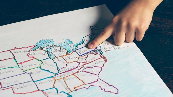 What Are Some Facts for Kids About the 50 States?