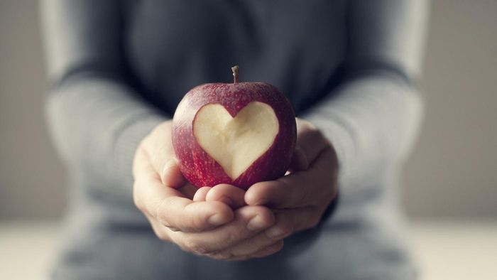 What is a healthy diet for heart patients?