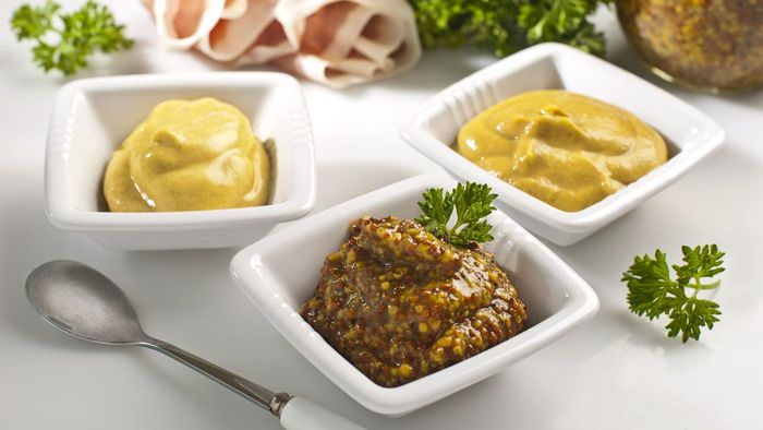 What Are Some Mustard Sauce Recipes for Ham?