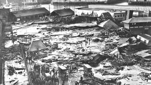 What Was the Great Molasses Flood?