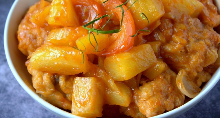 What Is an Easy Pineapple Chicken Recipe?