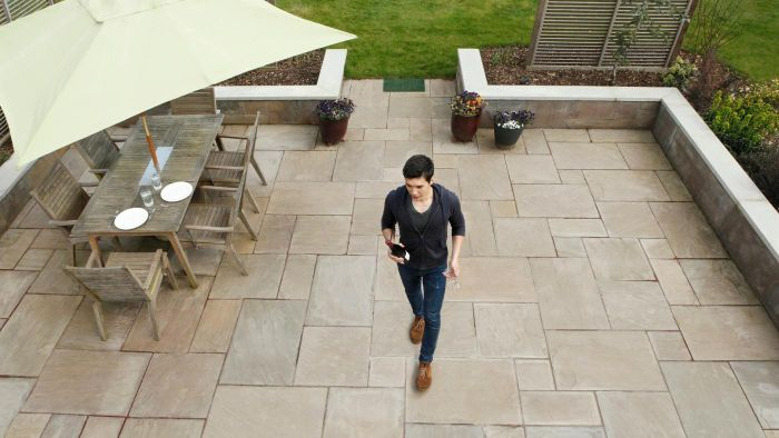 What Are Some Reliable Tile Brands for an Outdoor Patio?
