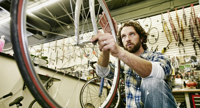 How Do You Size Bike Tires?