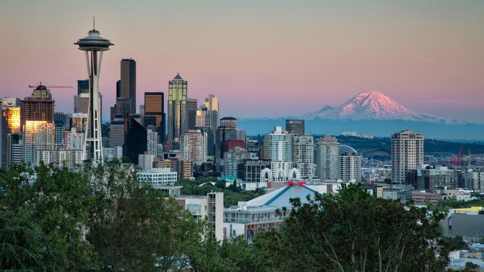 Is Seattle Located Within King County?