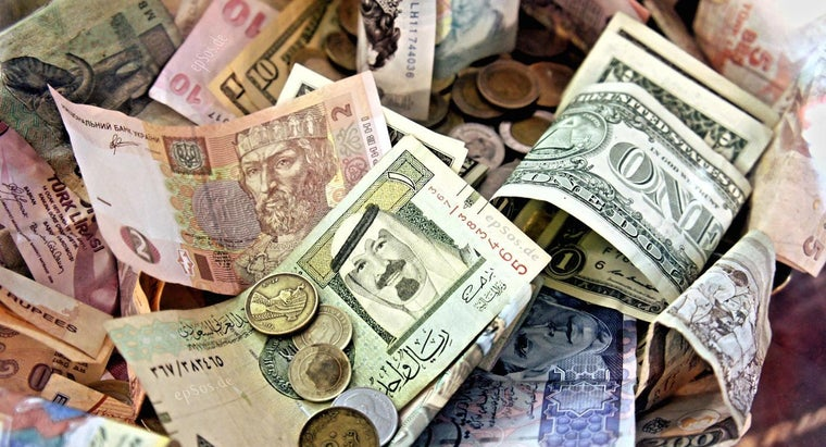 Where Can Foreign Money Be Exchange for USD?