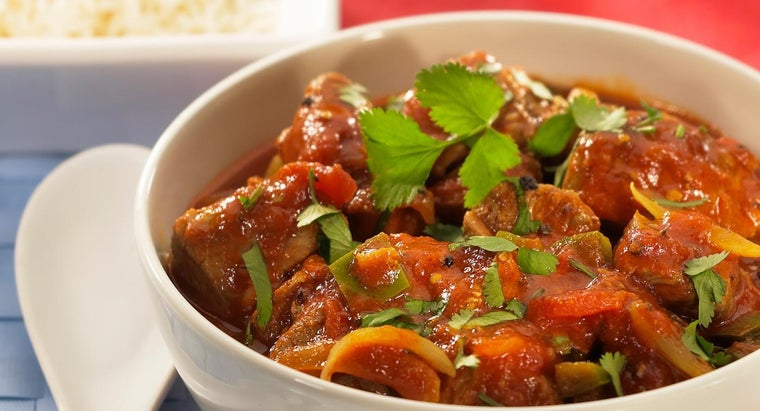 How Do You Make a Simple Lamb Curry Recipe?