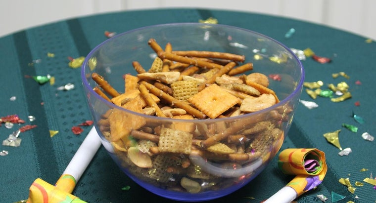 What's a Good Sweet and Salty Chex Mix Recipe?