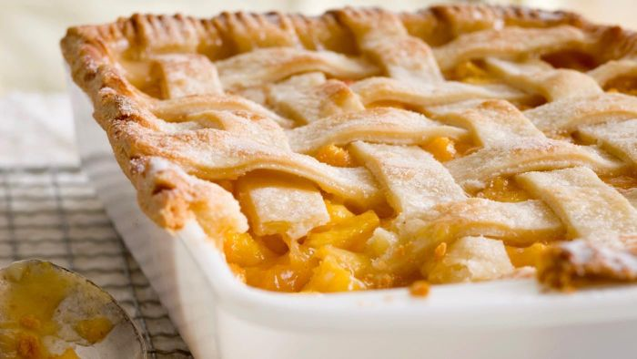 What Is the Best Recipe for Peach Cobbler?