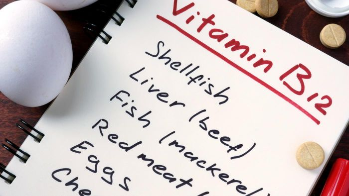 What Is Some Information on Vitamin B12 Supplements?