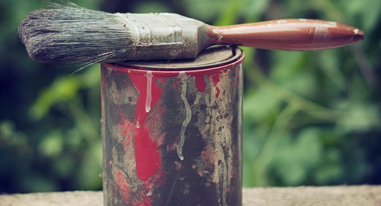 Where Can You Go to Dispose of Old Paint?