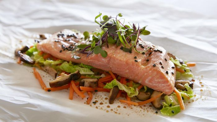 Where Can You Find Poached Salmon Recipes?