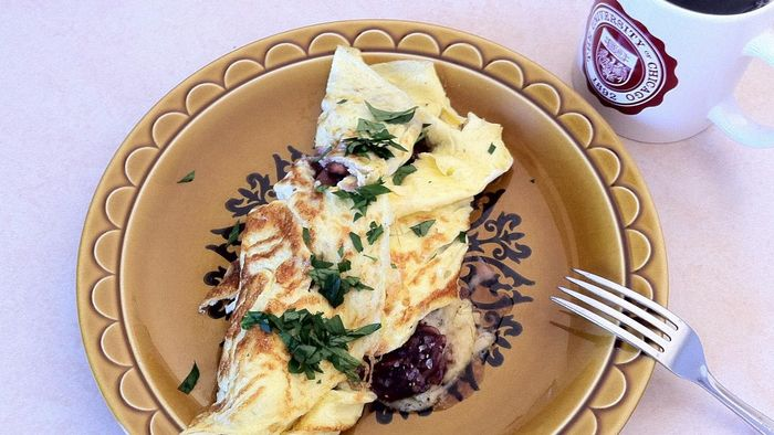 Where Can You Find Omelet Recipes?