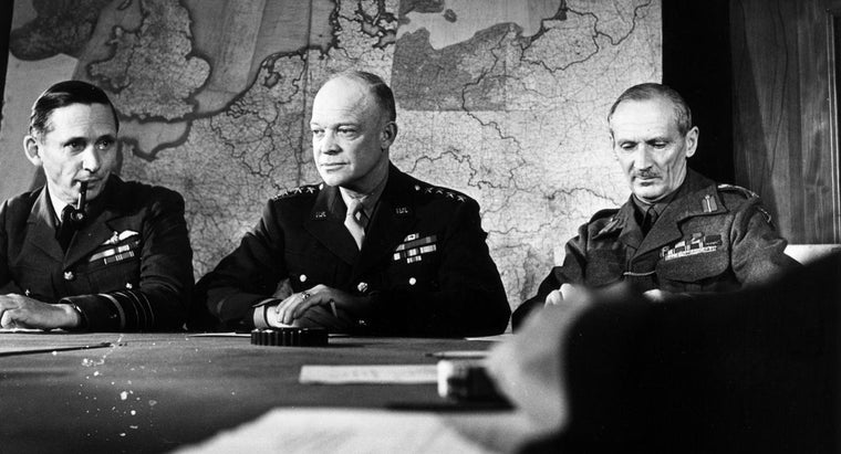 Who Are Some Famous Five-Star Generals?