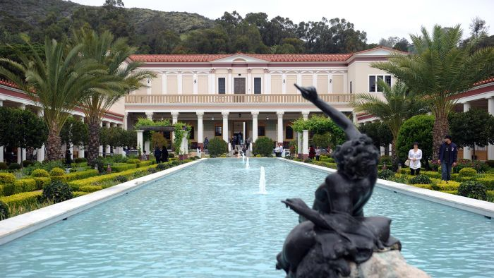 What Is the Admission Price for the Getty Villa Museum in Malibu?