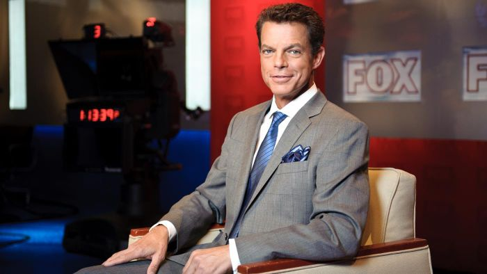 Who Is Shep Smith Married To?