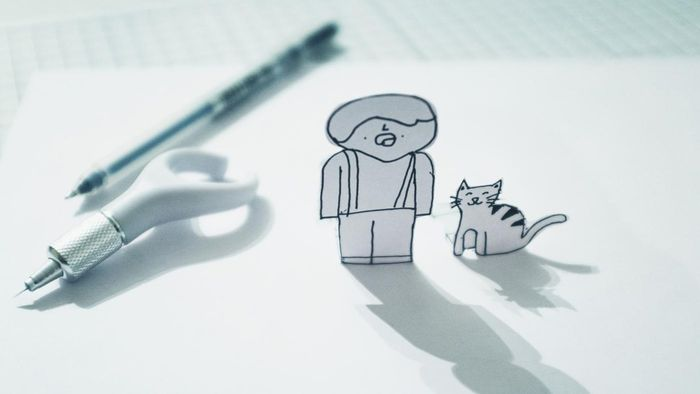 How do you create your own cartoon for free?