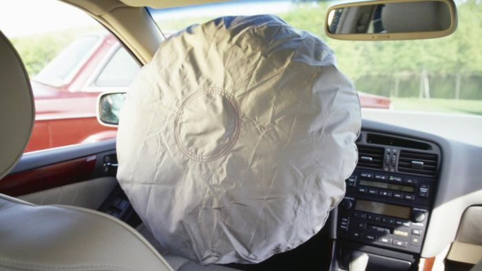 How Do You Install Replacement Air Bags?