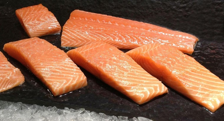 What Types of Salmon Are Commonly Available to Consumers?