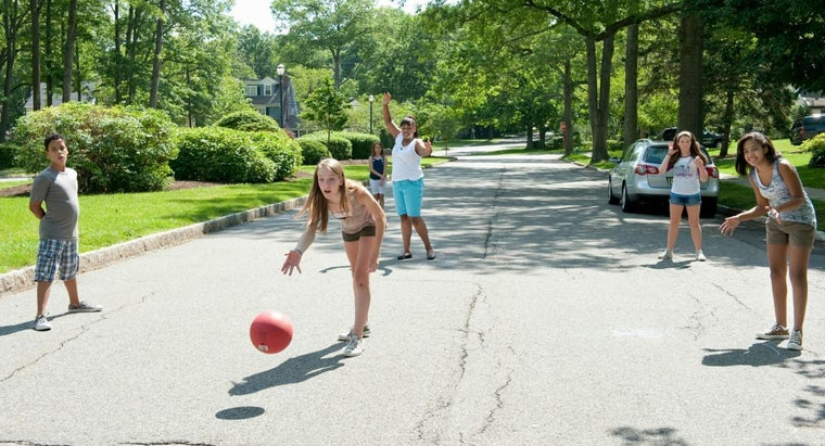 What Are the Rules of Kickball?