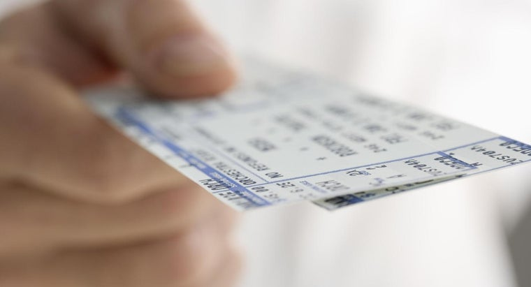 How Do You Print Your Own Tickets?