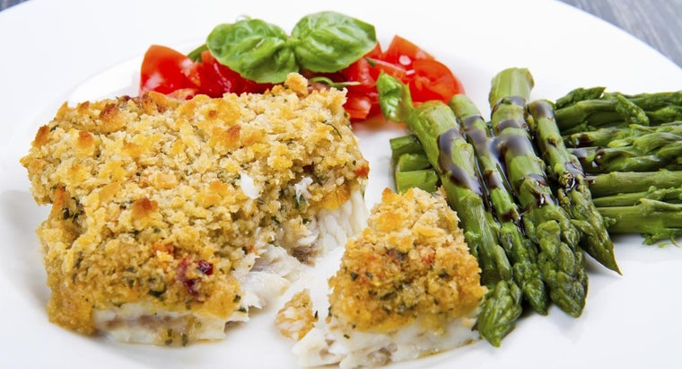 How Do You Make Baked Cod With Panko Breadcrumbs?