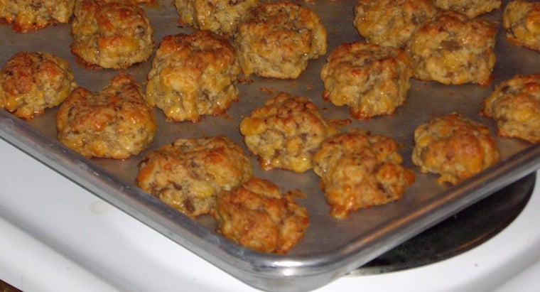 What Is the Recipe for Bisquick Sausage Balls?