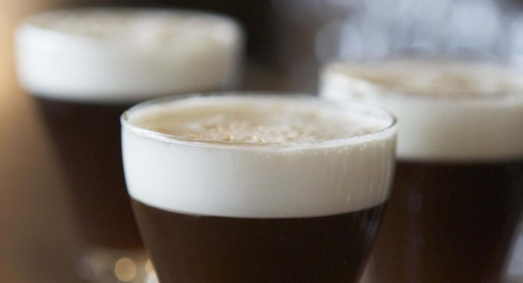 What Is a Good Recipe for Irish Coffee?