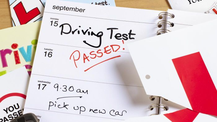 Where Can You Take a Driver's License Test?