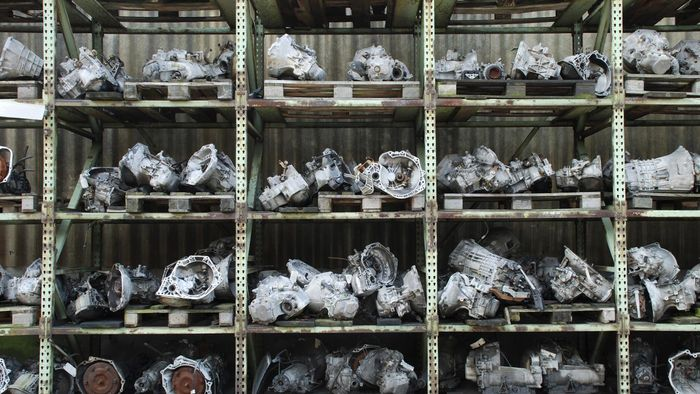 Where Can You Find Used Engines?