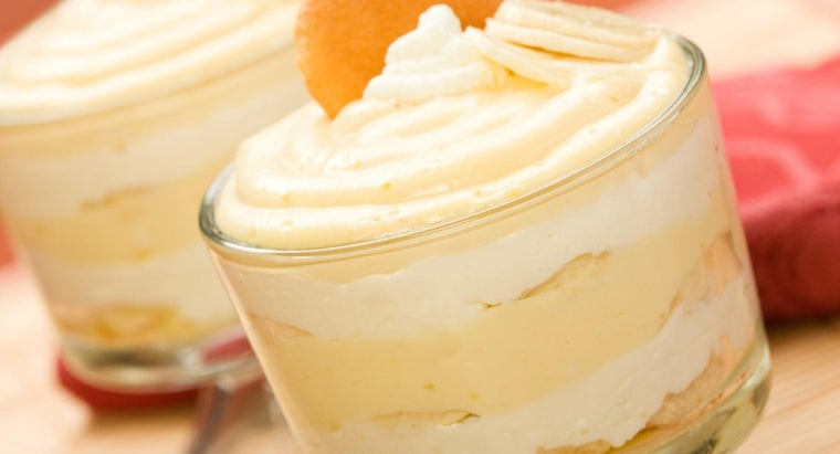 What Is a Good Banana Pudding Recipe?