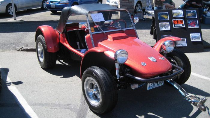 What Are Street-Legal Dune Buggies?