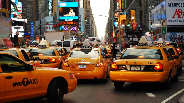 What Other Cities Than New York Use Yellow Cabs?